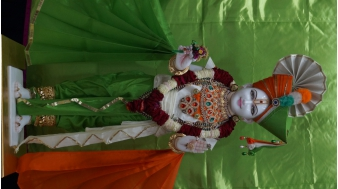 Abjibapa sanskardham independenceday celebration 2016
